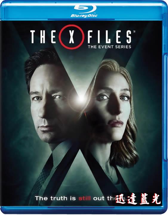 迅达蓝光电视剧-t809 x档案 第十一季 the x-files season 11 (2018)